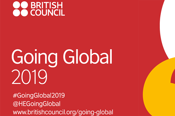 Going Global 2019 - Professional Development - International